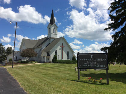Our Saviors Lutheran Church in Ellsworth WI